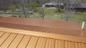 metal roofing installation by laid rite roofing 1