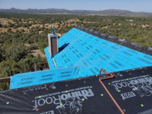 metal roofing installation by laid rite roofing 5